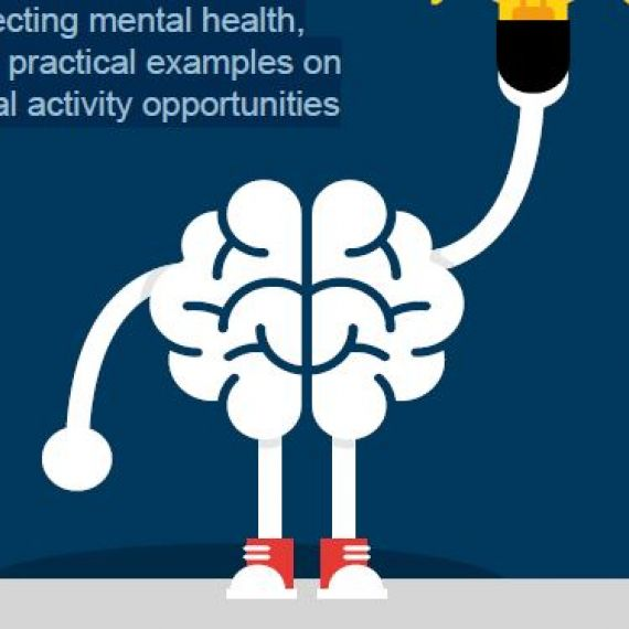 Protecting Mental Health with Physical Activity