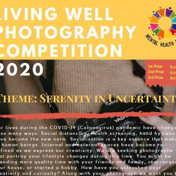 Living Well Photography Competition 2020